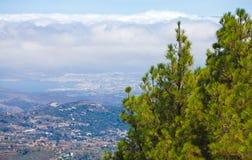 Gran Canaria, interior Foto de archivo