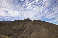 Gran Canaria, janeiro fotos de stock