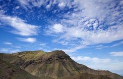 Gran Canaria, janeiro imagem de stock royalty free