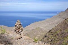 Gran Canaria, janeiro foto de stock royalty free
