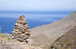 Gran Canaria, janeiro foto de stock