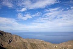 Gran Canaria, janeiro imagem de stock