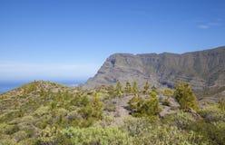 Gran Canaria, janeiro fotografia de stock