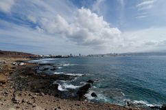 Gran Canaria Royalty Free Stock Photos