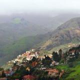 Gran Canaria landscape Royalty Free Stock Photo