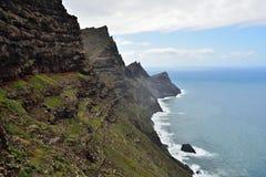 Gran Canaria landskap Arkivbild