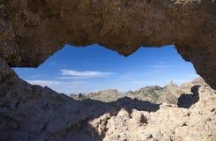 Gran Canaria, Las Cumbres - die höchsten Bereiche der Insel Lizenzfreie Stockbilder