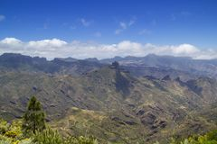 Gran Canaria, maio Foto de Stock