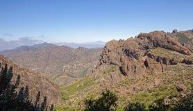 Gran Canaria, Mei royalty-vrije stock afbeelding