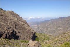 Gran Canaria, Mei stock afbeelding
