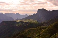 Gran Canaria Mountains Stock Photo