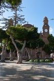 Gran Canaria old town. Las Palmas old town in Gran Canaria royalty free stock photography