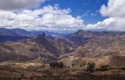 Gran Canaria, outubro fotografia de stock