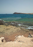 Gran Canaria, Playa de El Cabron Royalty Free Stock Image