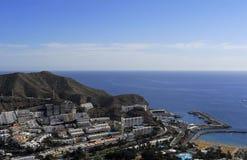 Gran Canaria, Puerto Rico stock fotografie