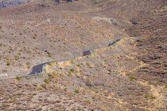 Gran Canaria, road Royalty Free Stock Photo