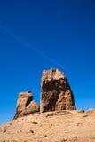 Gran Canaria, Roque Nublo Royalty Free Stock Images