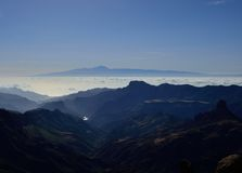 Gran canaria and Tenerife, Canary islands Stock Images