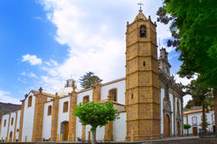 Gran Canaria Teror church Canary islands Stock Image