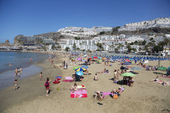 Gran Canaria Royalty Free Stock Images