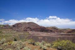 Gran Canaria, łup Obrazy Royalty Free