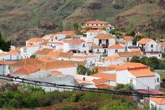 Gran Canaria village Stock Photo