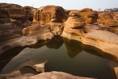 Gran Canyon of Thailand Royalty Free Stock Image