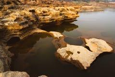 Gran Canyon of Thailand Stock Photo