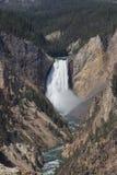 Gran cascada Imagen de archivo
