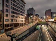Gran Charles Street Queensway, Birmingham Imagenes de archivo