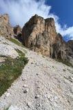 Gran Cir - Dolomiti Stock Photos