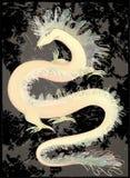 Gran color del dragón. Foto de archivo libre de regalías