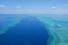 Gran filón de barrera, Australia Imagenes de archivo