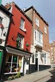 Gran ganador 2012 de la calle de Gran Bretaña escarpada de la colina Fotos de archivo
