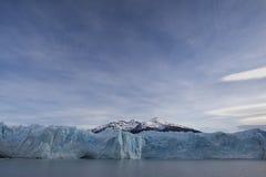 Gran glaciar Foto de archivo libre de regalías