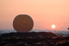 Gran globo del parque Fotos de archivo libres de regalías