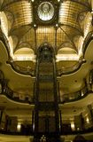 Gran Hotelowy Ciudad de Meksyk zdjęcia royalty free