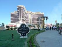 ¡Gran inauguración de Macao Wynn Palace Hotel! Fotografía de archivo