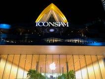 Gran inauguración de TAILANDIA del ICONO en Tailandia fotos de archivo