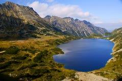 Gran lago Imagenes de archivo