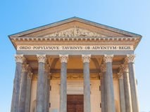 Gran Madre church Turin Stock Images