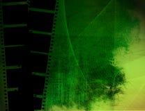 Gran marco de película Imágenes de archivo libres de regalías