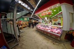 Gran Mercato food market near San Lorenzo in Firenze Florence, Italy stock photography