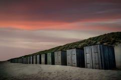 Gran momento en la playa imágenes de archivo libres de regalías