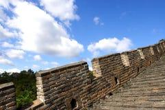Gran Muralla Foto de archivo libre de regalías