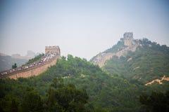 Gran Muralla; Foto de archivo