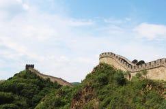 Gran Muralla Fotografía de archivo libre de regalías