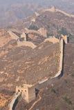 Gran Muralla, China fotos de archivo libres de regalías