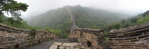 Gran Muralla china fotos de archivo