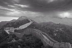 Gran Muralla, China Fotos de archivo